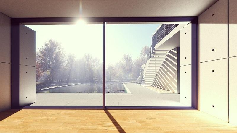 窓ガラスのフィルム施工で遮熱、省エネフィルムで日射熱のカット&冷房効率UP