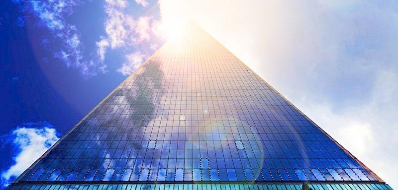 窓ガラスフィルムは太陽光の紫外線を99%カット