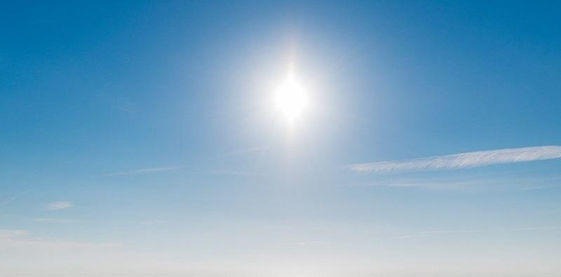 太陽光線、日射時間