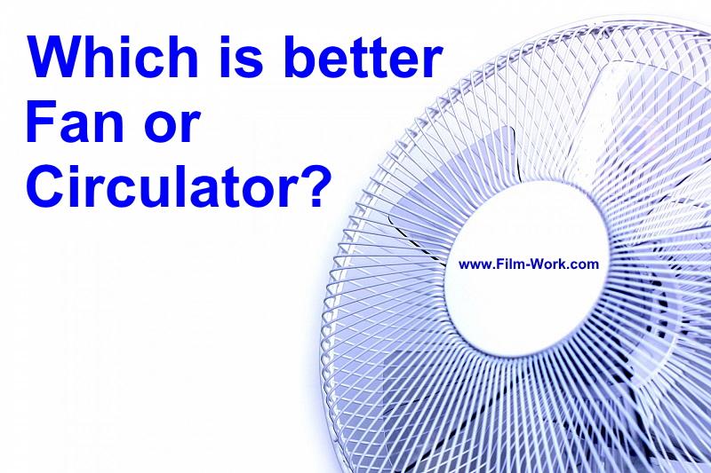 扇風機とサーキュレーターどっち?