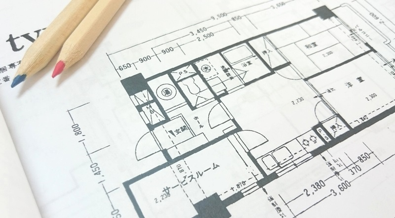 マンション設計図