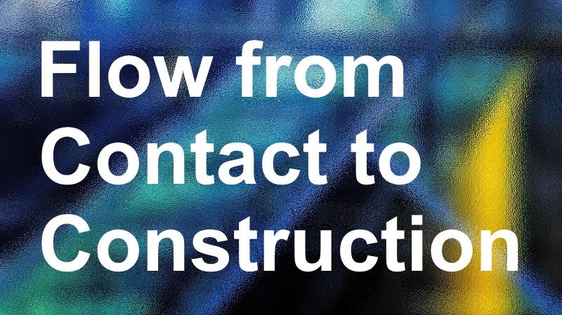 お問い合わせから現地調査、御見積、ガラスフィルム施工までの流れ