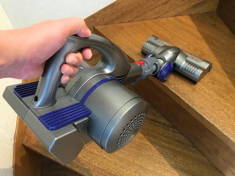 サイクロン掃除機、コードレス掃除機