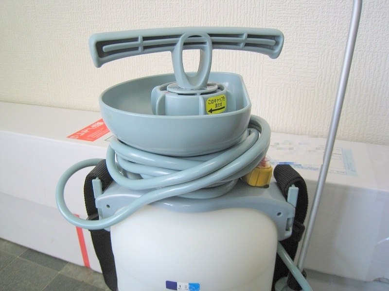 蓄圧式噴霧器