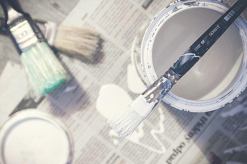 ホワイト塗料