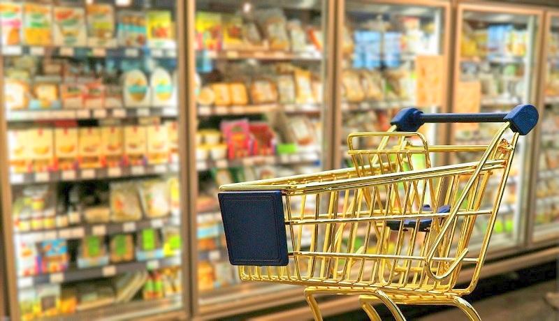 スーパーマーケット冷蔵、冷凍ケース