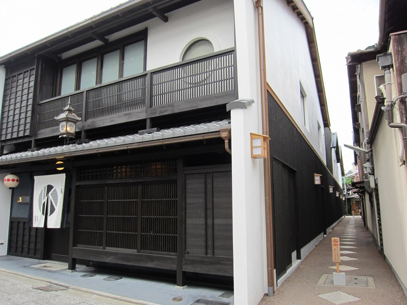 京都市の京町家