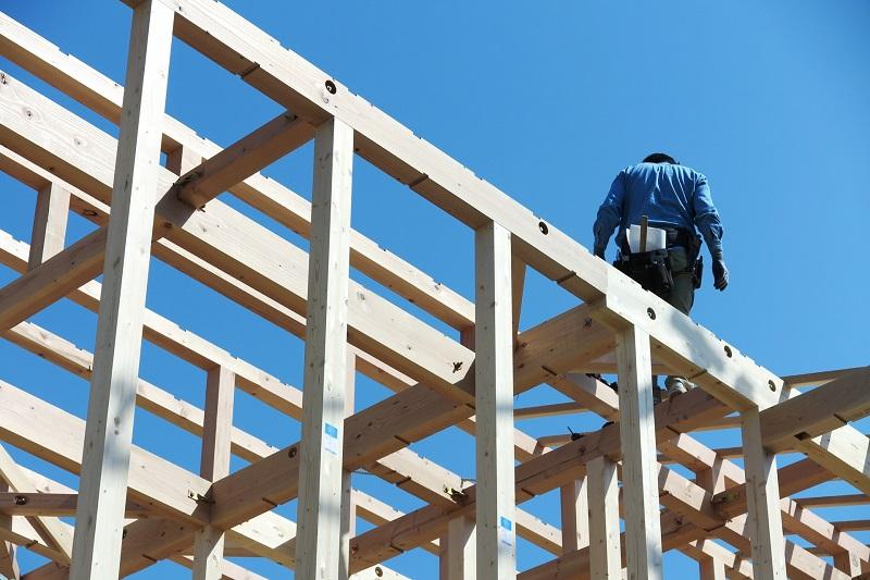 在来工法の木造住宅がベスト