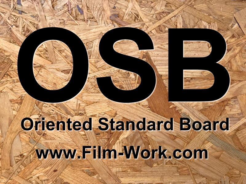 OSB合板で本棚をDIYで作る