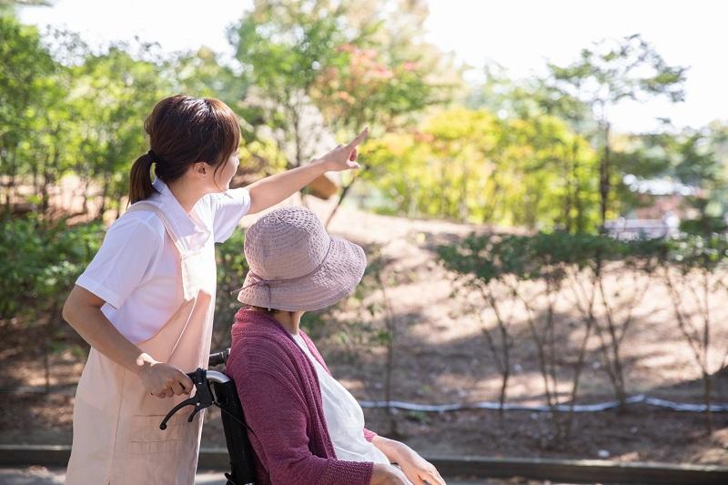 老人ホーム、老人介護施設