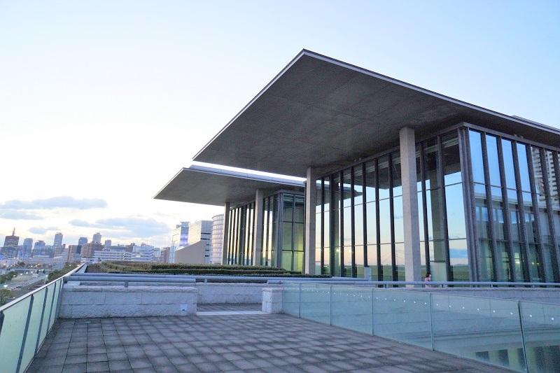 兵庫県立美術館/hyogo prefectural museum of art