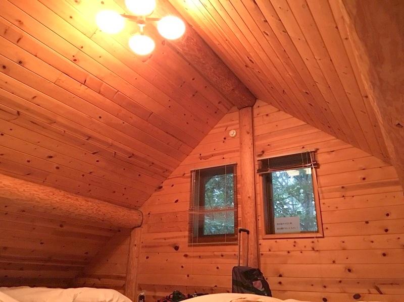 ログハウス内観インテリア/Log house interior