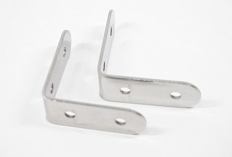 L字型プレート金具/L metal fittings