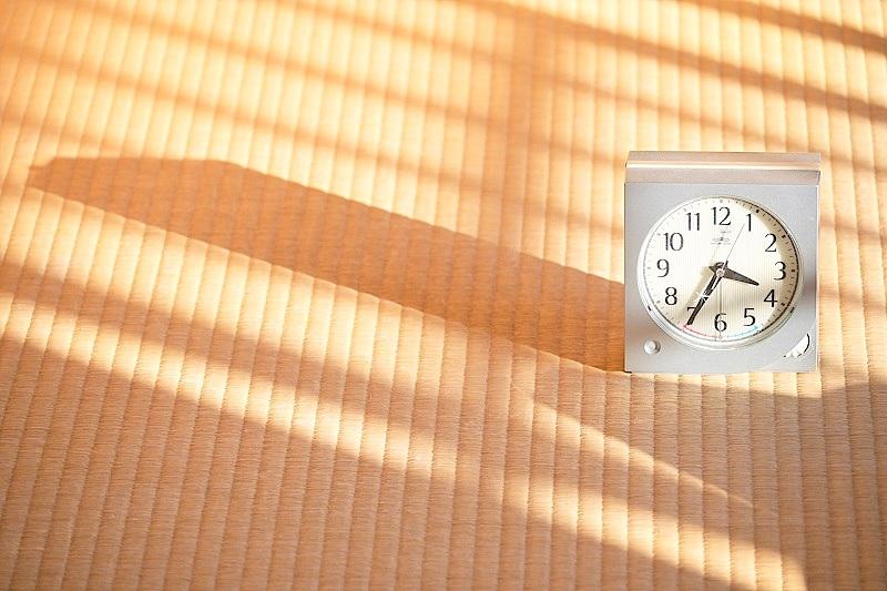 畳の紫外線による日焼け、色あせ対策はUVカット窓ガラスフィルムで