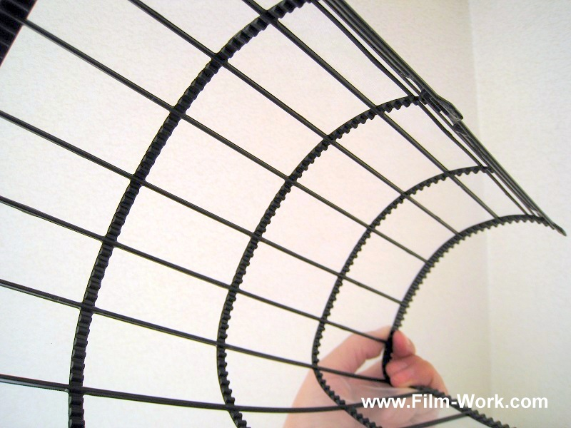 三菱ルームエアコン霧ヶ峰のエアコンフィルターの掃除方法、エアコンフィルターを水洗い