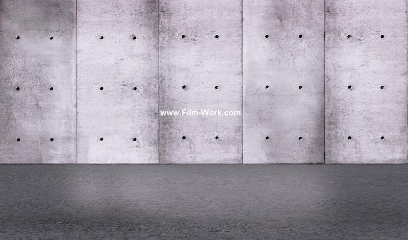 RC造のコンクリート壁