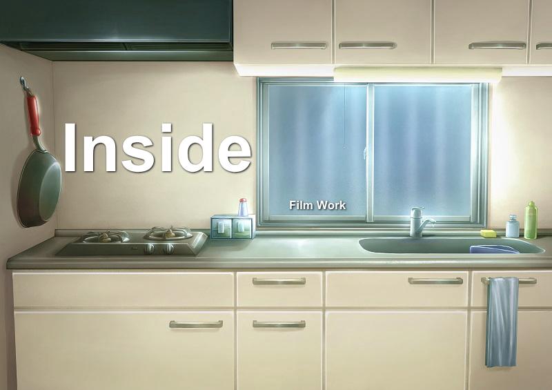 家の室内(キッチン)