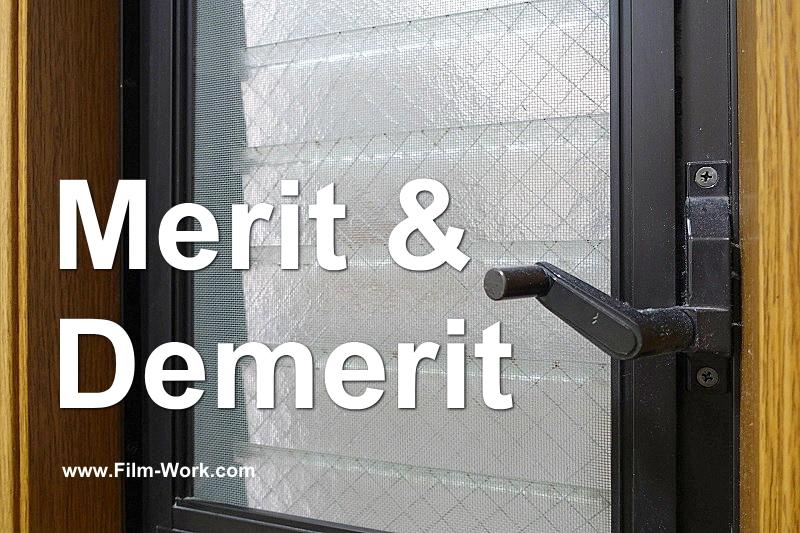 ルーバー窓、ジャロジー窓のメリット、デメリット