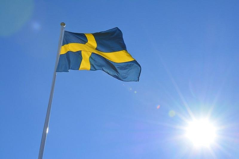 スウェーデンの国旗